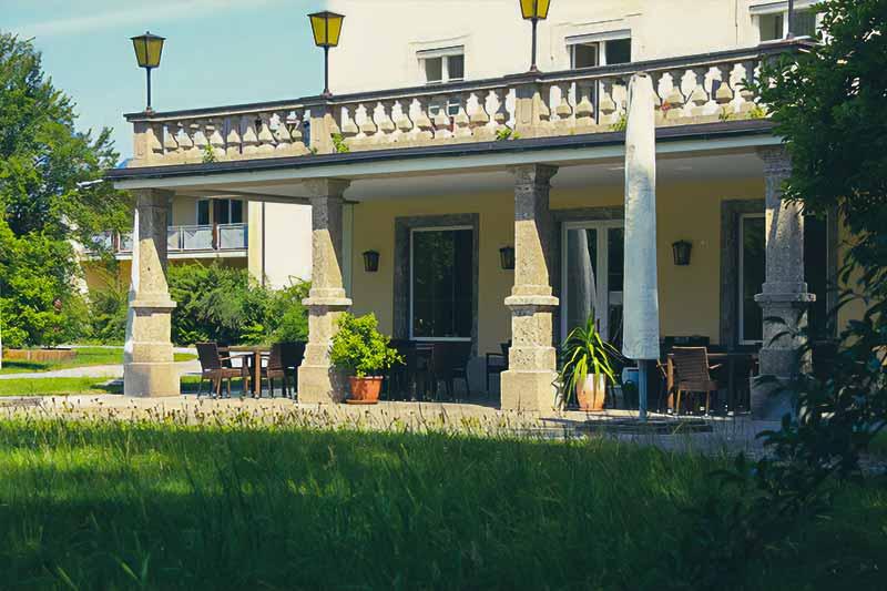 Seniorenresidenz Schloss Kahlsperg - Kaffeehaus