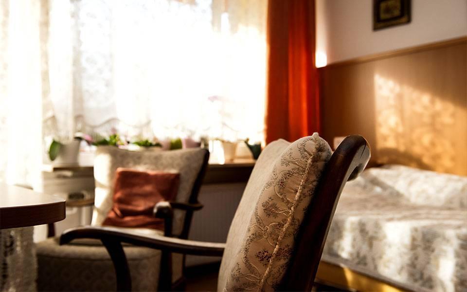 Seniorenresidenz Schloss Kahlsperg - Unsere Zimmer