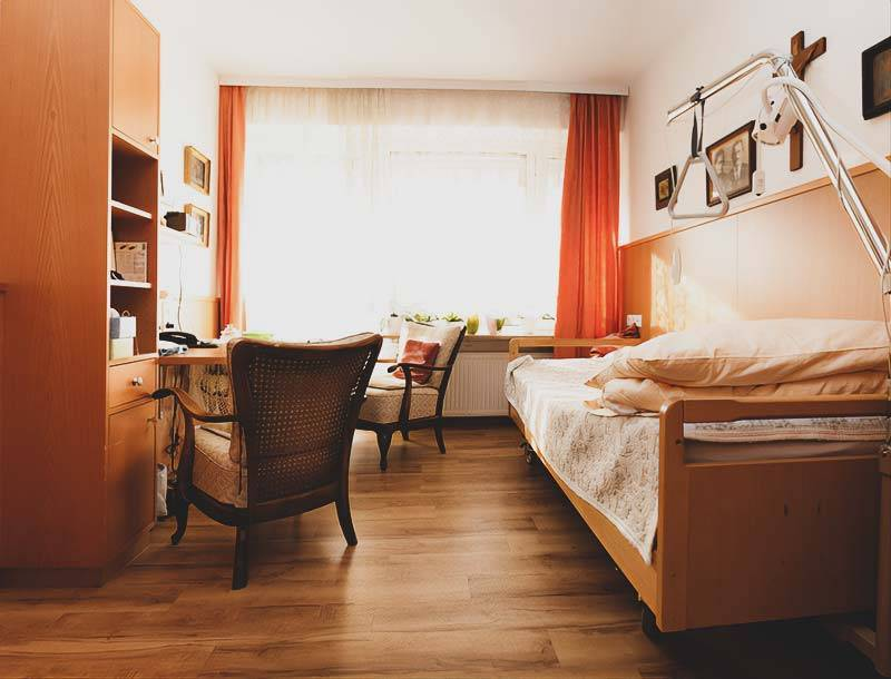 Seniorenresidenz Schloss Kahlsperg Zimmer