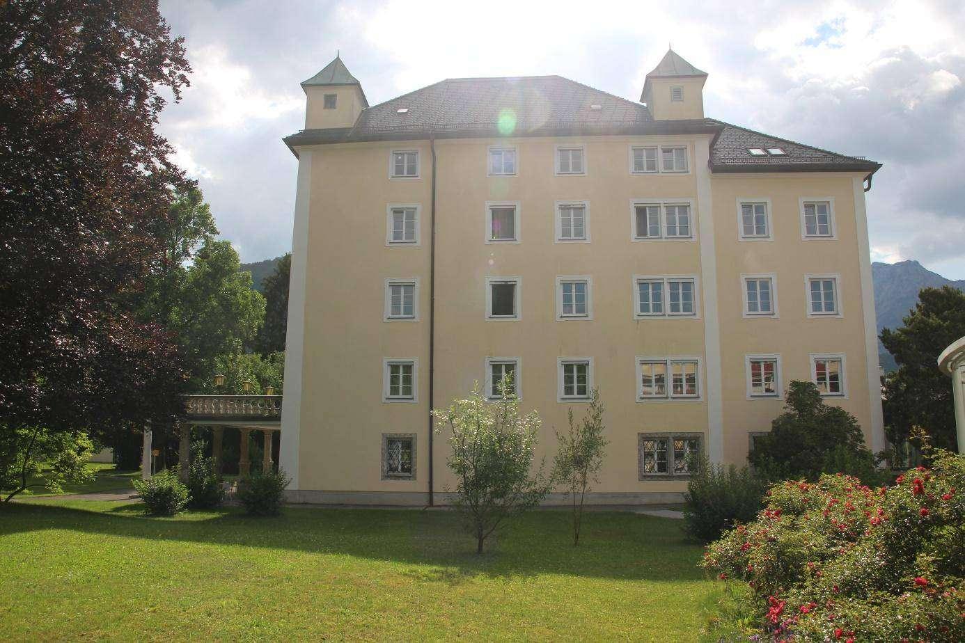 Seniorenresidenz Schloss Kahlsperg - Geschichte des Hauses